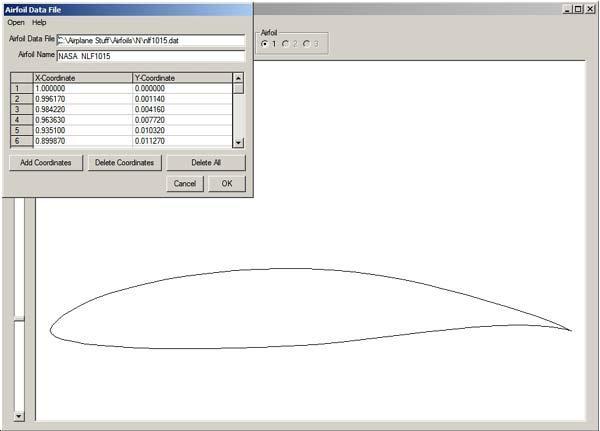 AeroFoil, A 2-d Airfoil Design And Analysis Program